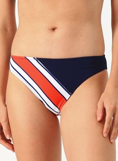 North Of Navy Bikini Alt Kırmızı